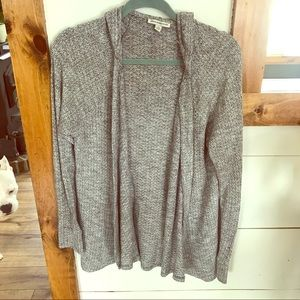 Women's American eagle open front cardigan Large